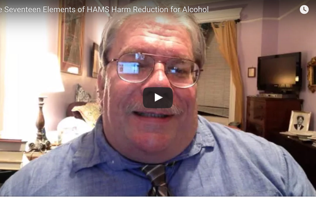 Harm Reduction Explained
